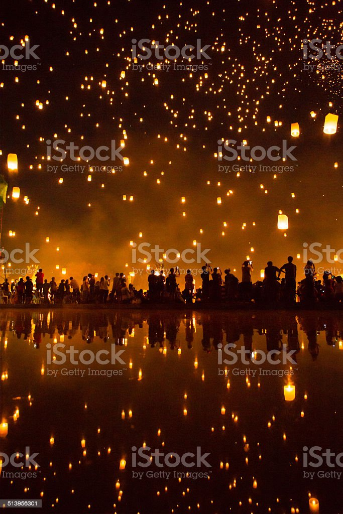 YeePeng, Firework Festival stock photo