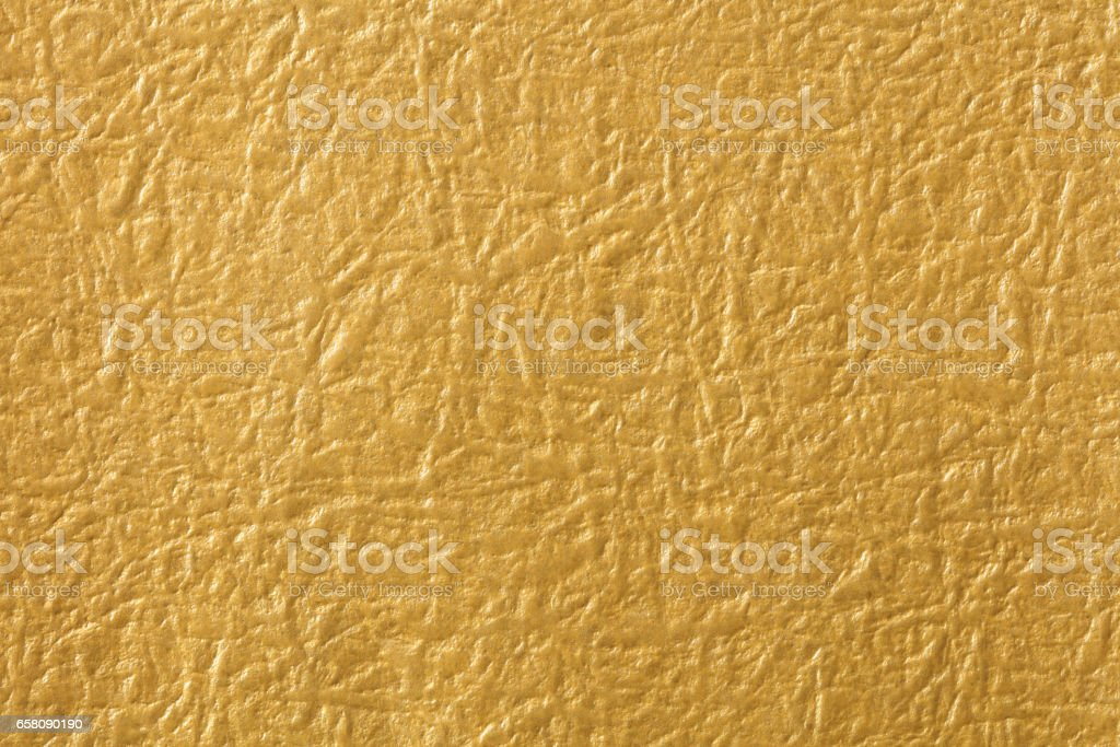 Yellow abstract paper texture royalty-free stock photo