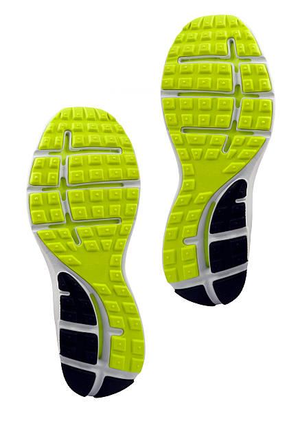 Sohlen des Athletic Schuh – Foto