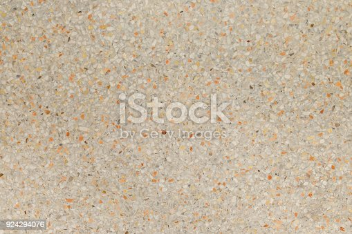 Yellow And Cream Terrazzo Floor Old Texture Or Polished Stone Marble For Background Stock Photo More Pictures Of Acrylic Painting