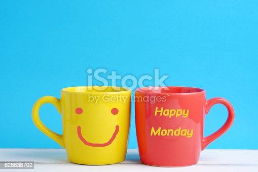 istock Yellow and red cup. 628838702