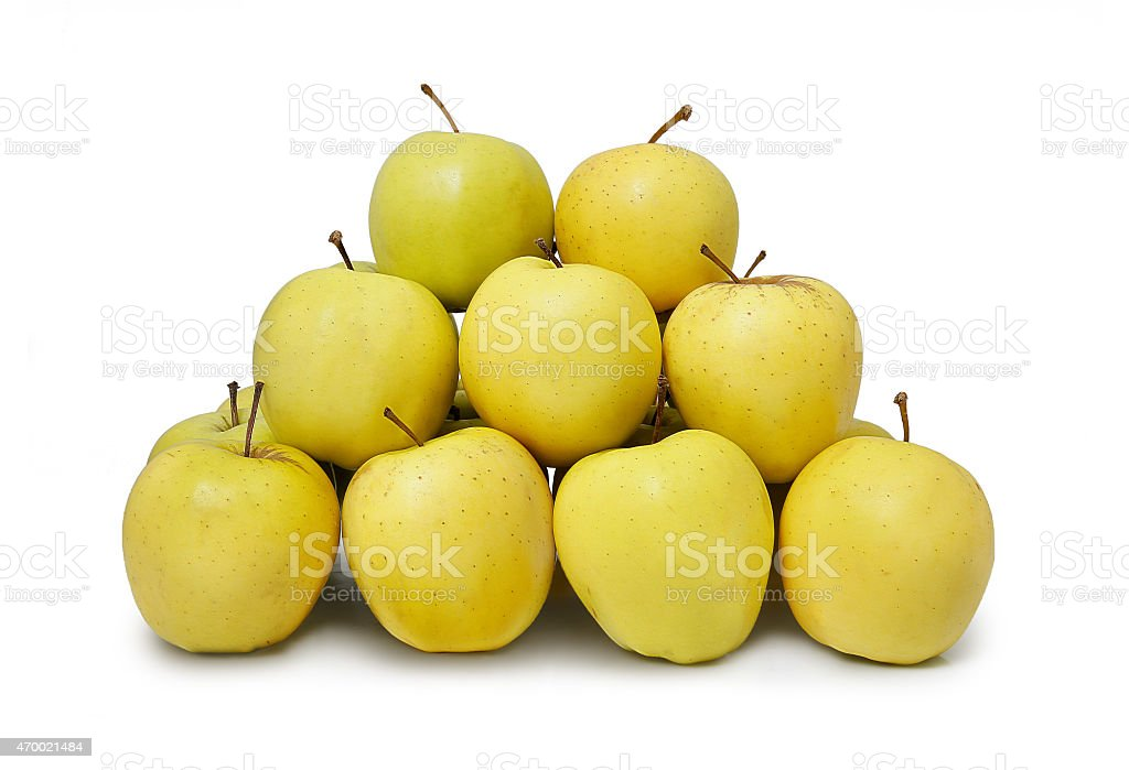 yellow Apfel – Foto