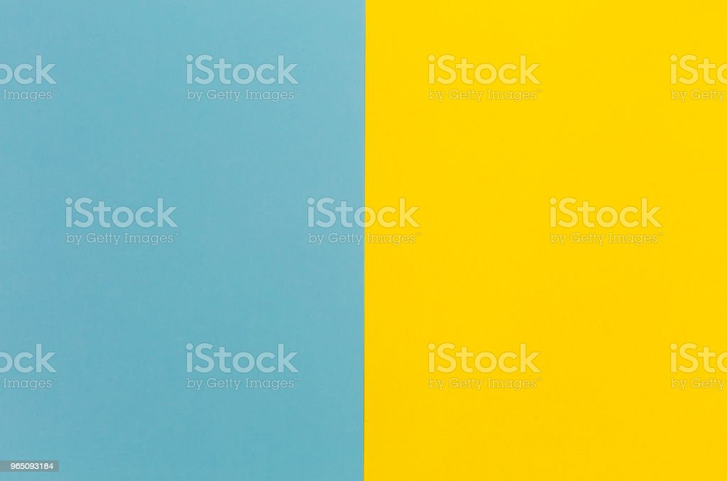 yellow, background, blue, abstract, texture, copy space, zbiór zdjęć royalty-free