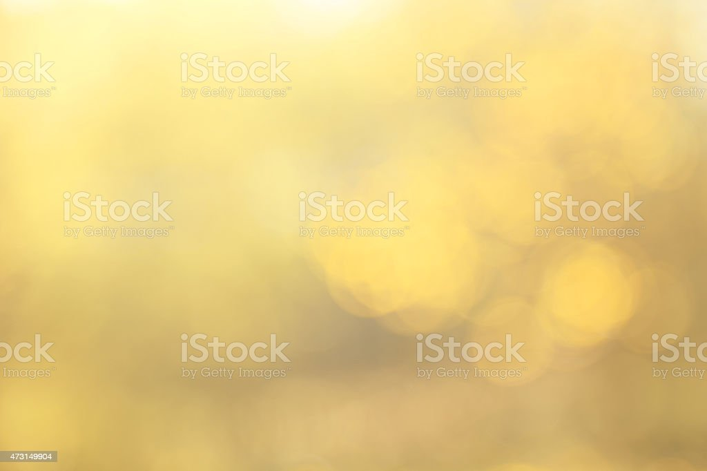 yellow background blur of nature stock photo