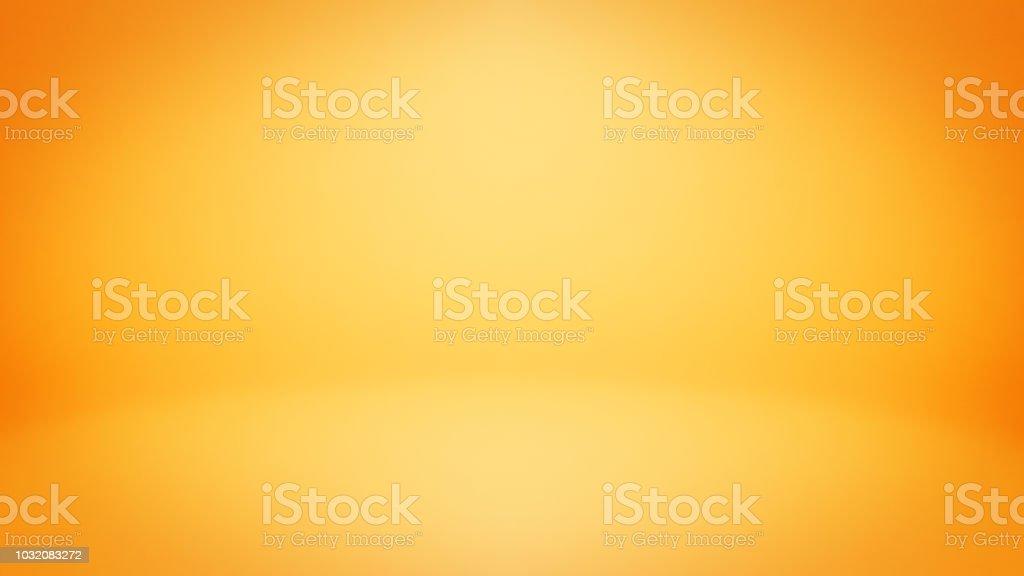 黄色の背景 - 3Dのロイヤリティフリーストックフォト