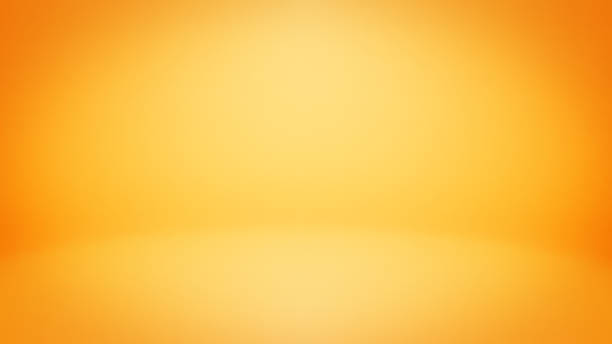 Yellow Background - foto stock