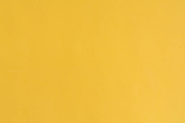 Yellow Background, yellow foam paper texture stock photo