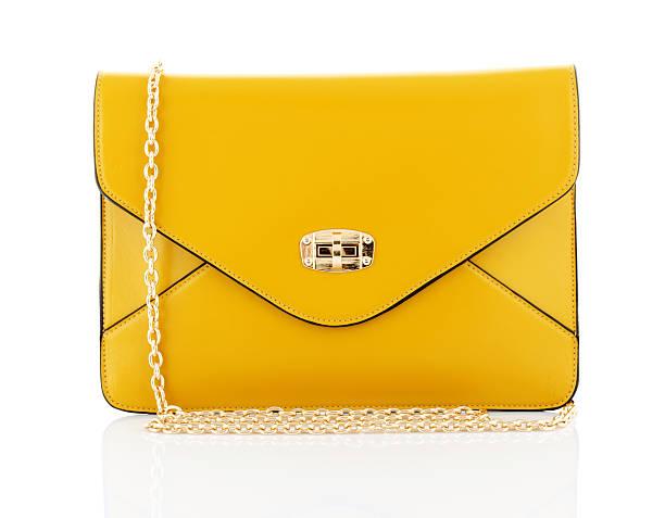 Gelbe Tasche – Foto