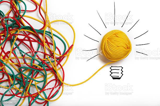 Yellow ball of wool with pen lines like lightbulb picture id155439272?b=1&k=6&m=155439272&s=612x612&h=tzq9pom0va8pjvt8qcwk vtquwms9jyx7d fgikjdf8=