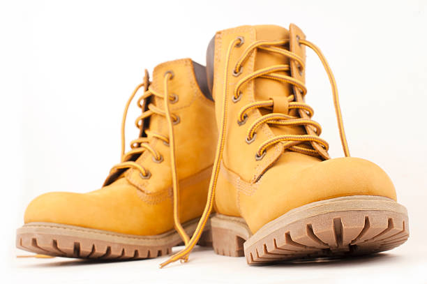 Yellow Boots – Foto