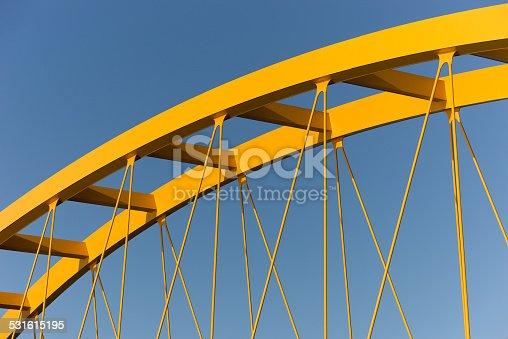 istock Yellow bridge 531615195