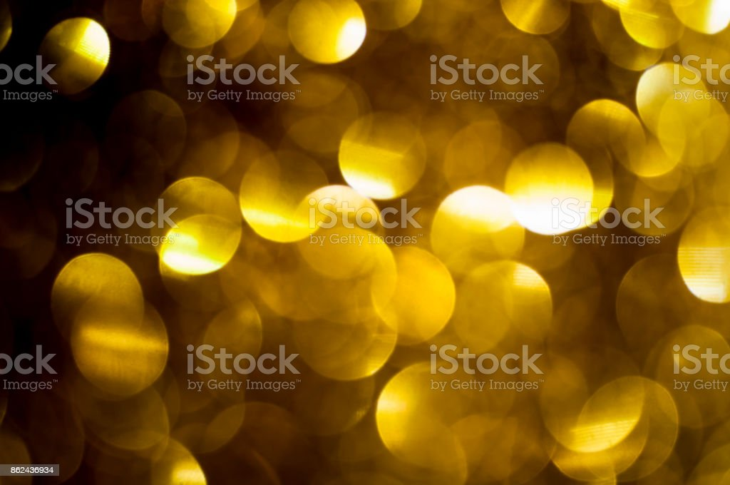 Yellow Bubbles stock photo