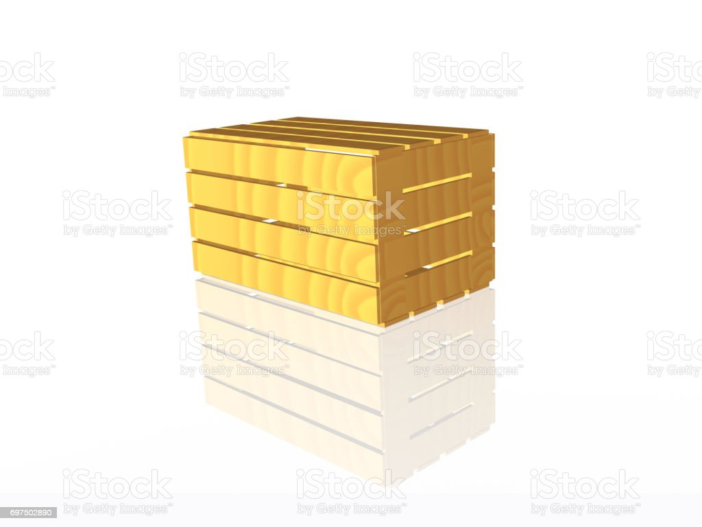 Yellow casegood stock photo