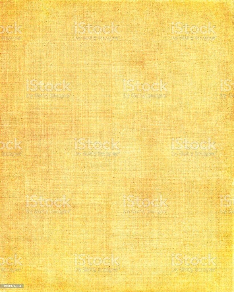 Yellow Cloth Background stock photo