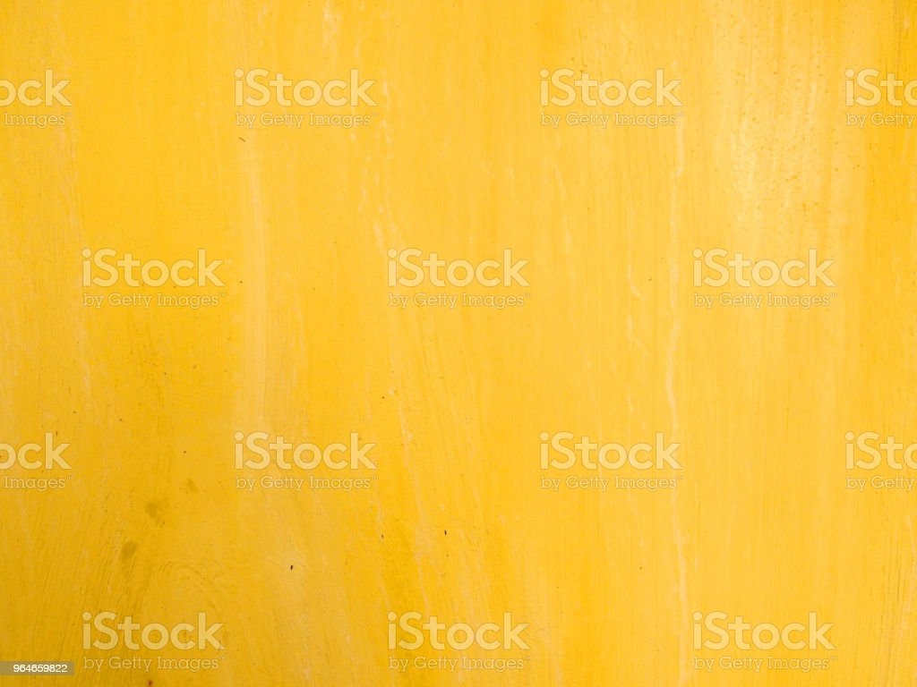 yellow color wall background royalty-free stock photo