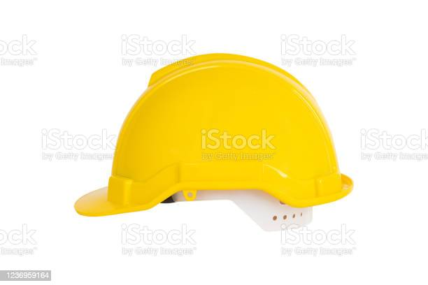 Yellow construction helmet isolated of worker on white background picture id1236959164?b=1&k=6&m=1236959164&s=612x612&h=uege97vpnnxg1m4pq8knywcrciuoc0fjzdx0nocjkxi=