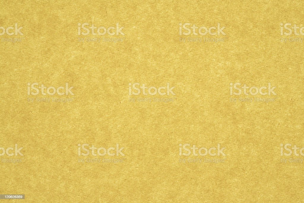 Yellow Construction Paper Textured Background stock photo