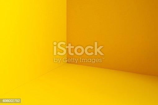 istock Yellow corner 636002752