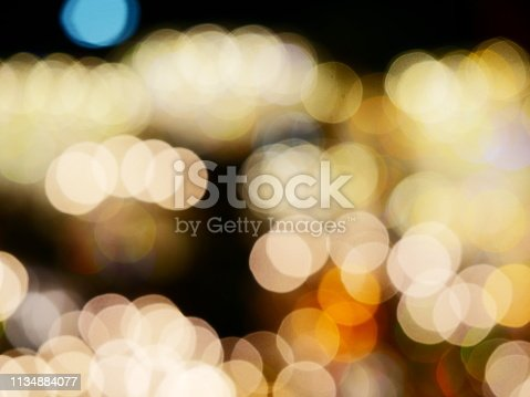 621116812istockphoto Yellow Defocused Light bokeh Background 1134884077