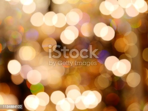621116812istockphoto Yellow Defocused Light bokeh Background 1134884122