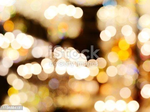 621116812istockphoto Yellow Defocused Light bokeh Background 1134884131