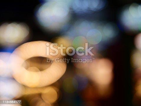 621116812istockphoto Yellow Defocused Light bokeh Background 1134884177