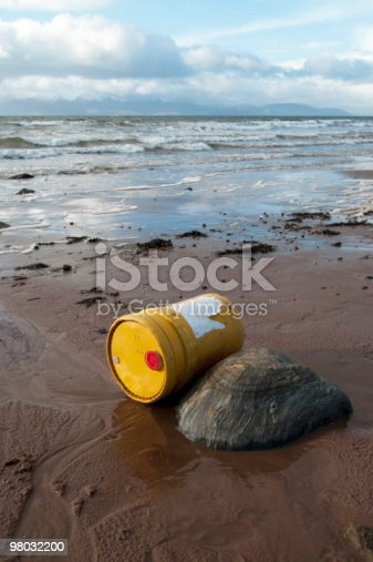 Yellow Drum Stock Photo & More Pictures of Bay of Water
