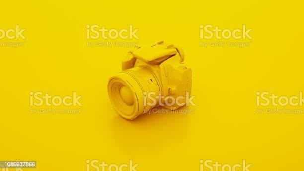 Yellow dslr camera 3d illustration picture id1086637866?b=1&k=6&m=1086637866&s=612x612&h=igj g pg9mqrlm sdhl 4g94h5rpndgda0tidfcxrrm=