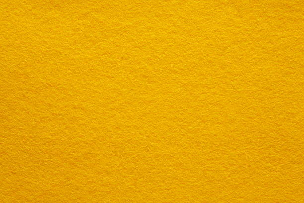 yellow felt background (part of series) - felt textile stock pictures, royalty-free photos & images