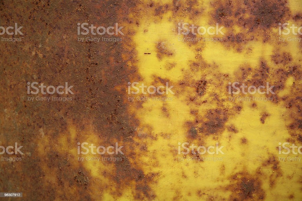 Yellow Grunge Backgorund royalty-free stock photo