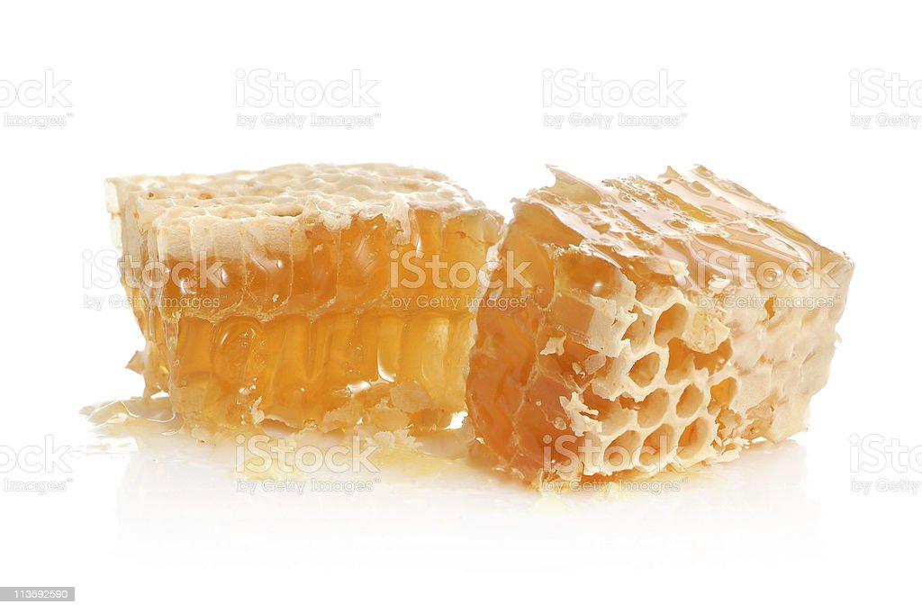 Yellow honey stok fotoğrafı