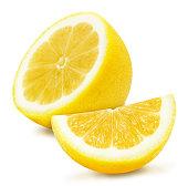 イエロー レモンの組成物。
