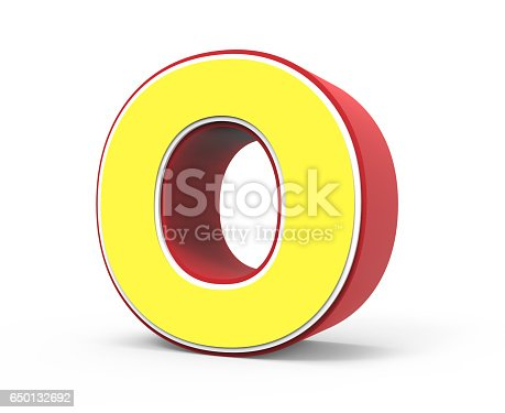 istock yellow letter O 650132692