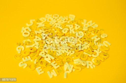 513565925istockphoto yellow letters 537371370
