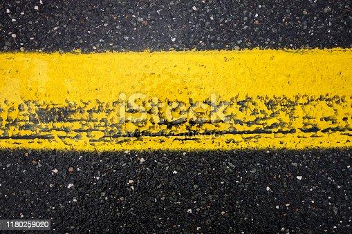 621693226istockphoto Yellow line 1180259020