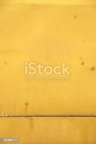 Yellow and a bit rusty metal texture.