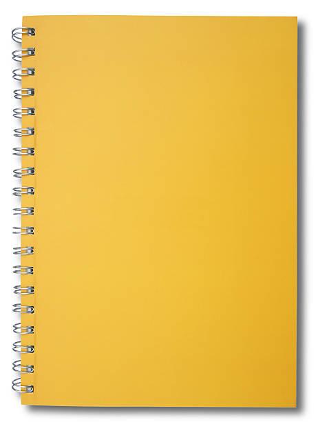 Portátil, amarillo - foto de stock
