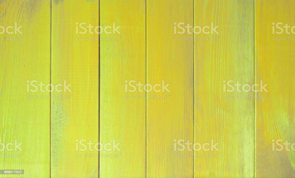 cerca de madeira velha amarela - foto de acervo