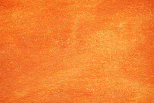 Yellow orange wall background stock photo