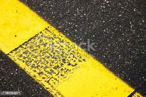 621693226istockphoto Yellow painted marks 1180264971
