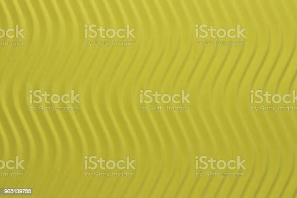 노란색 종이 수직 파도 텍스처 자세한 종이 바탕에 새겨진된 파도입니다 물결 모양 판지 배경 골 0명에 대한 스톡 사진 및 기타 이미지