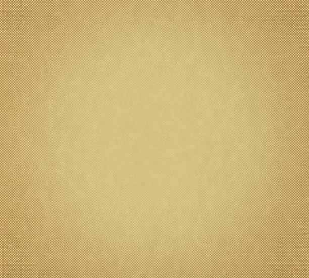 Papier jaune avec demi-teinte - Photo