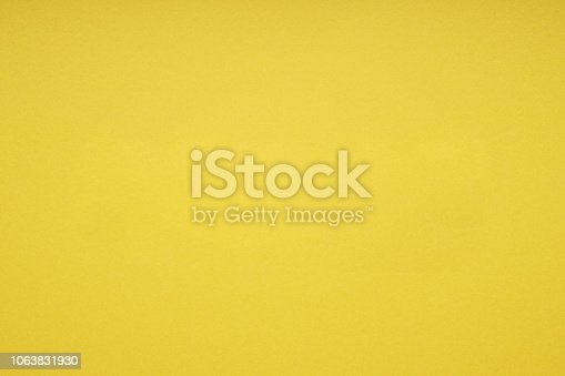 yellow paperboard paper texture background