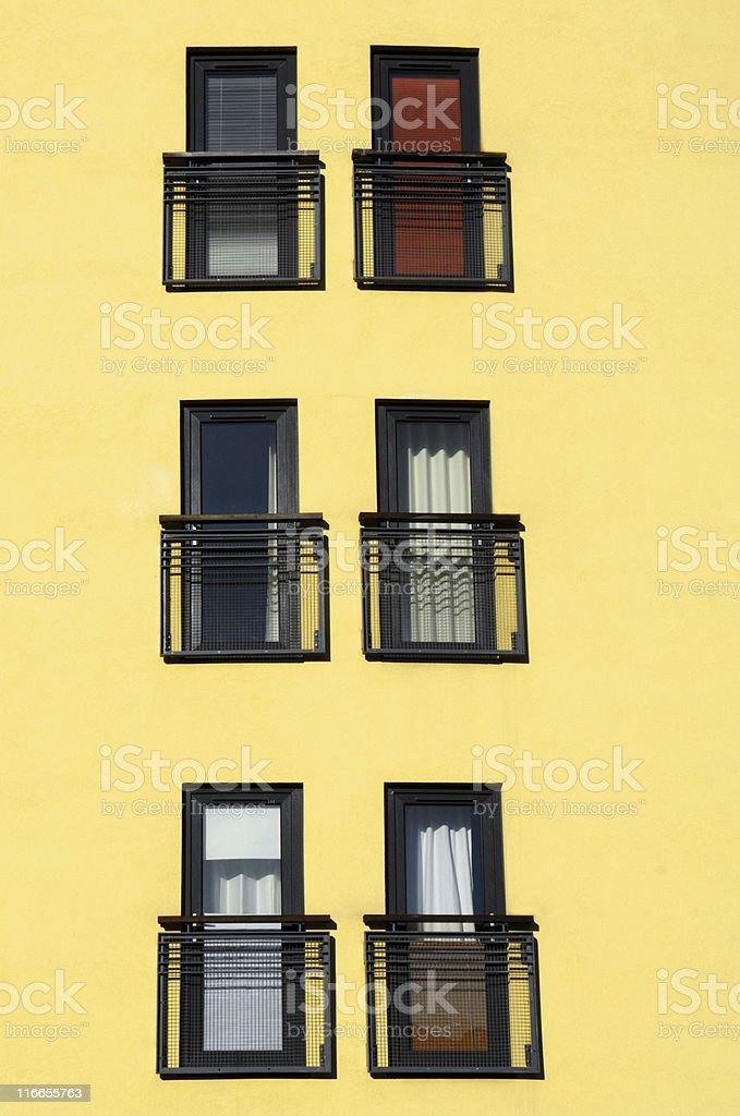 Yellow royalty-free stock photo