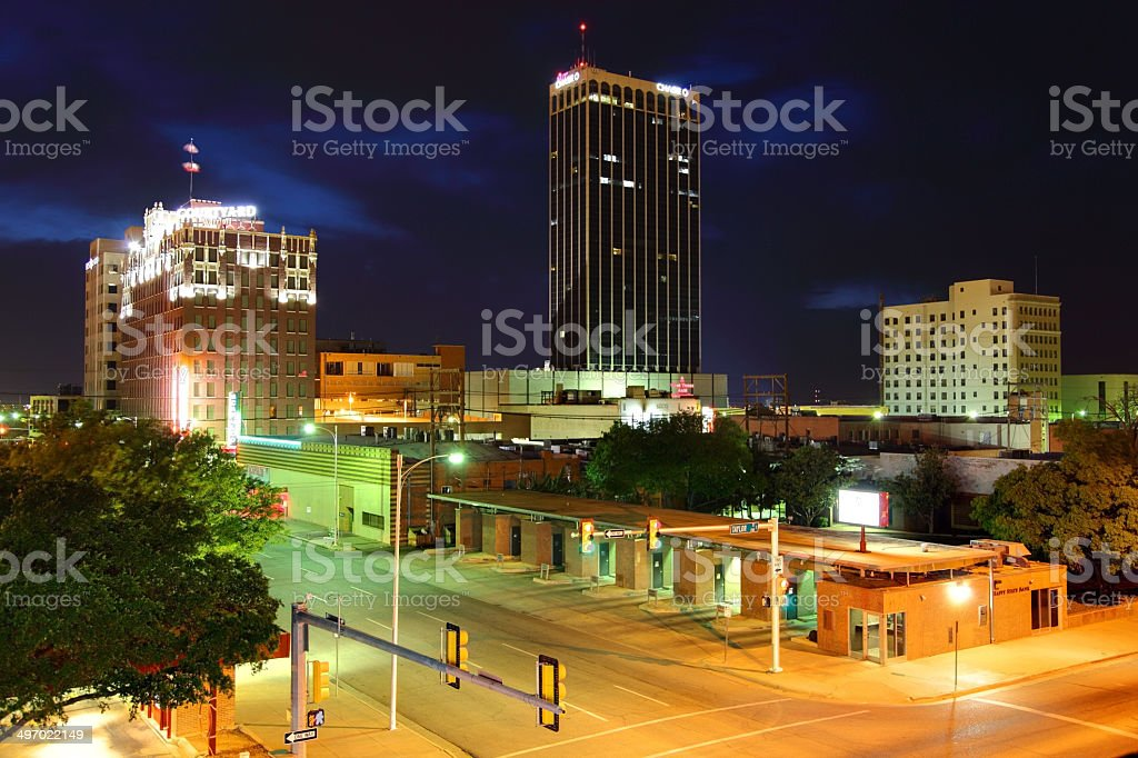 Amarillo stock photo