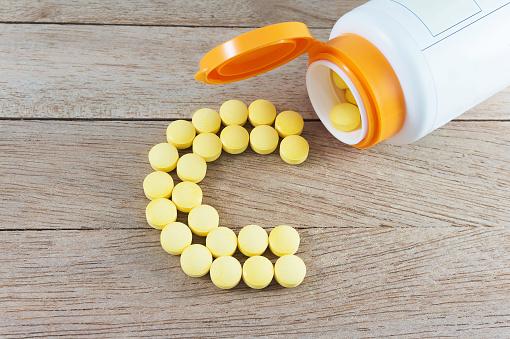Aturan Minum Vitamin C