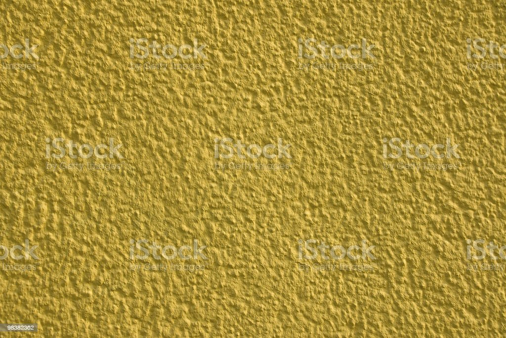 Yellow plaster royalty-free stock photo