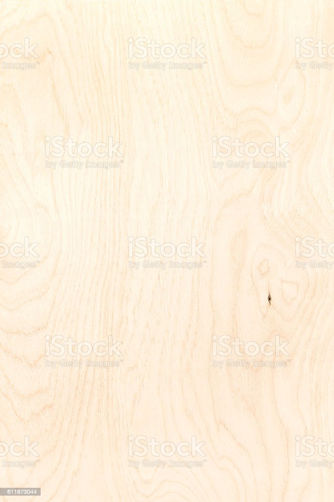 yellow plywood surface with natural pattern, highly-detailed texture stock photo