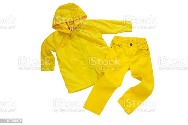 Yellow raincoat on white background isolated happy funny kids outwear picture id1210739976?b=1&k=6&m=1210739976&s=612x612&h=w31zkxwm1mu4nexsjtpjoy7ag6e3cdojvqcc3wqoa9i=