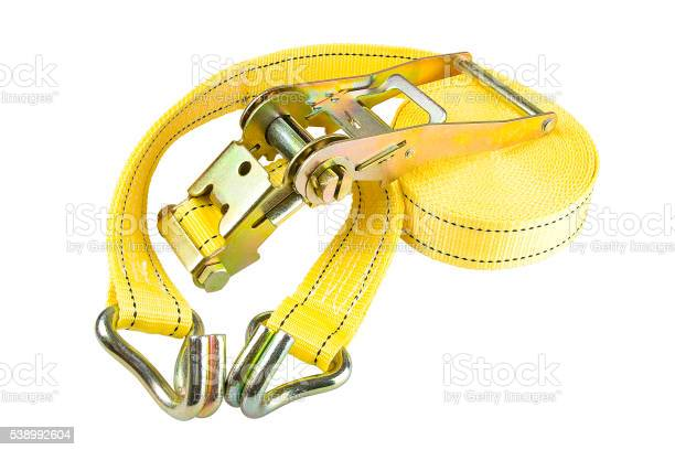 Yellow ratchet truck cargo tie downs on white backrounds picture id538992604?b=1&k=6&m=538992604&s=612x612&h=xtebq7aywvttqgvoptsawsd bvphbwuyxivlce468fy=